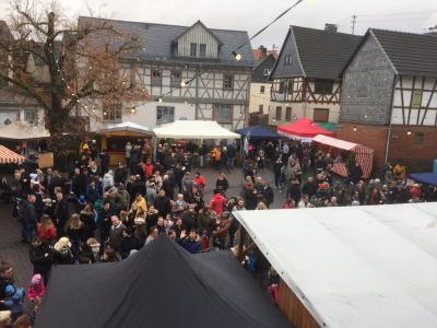 Vorschaubild zur Meldung: Der 24. Weihnachtsmarkt in Brandoberndorf