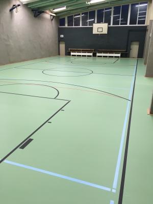 Mehrzweckhalle Blankenheim, Foto A. Strobach