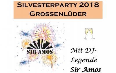 Silvesterparty 2018 in Großenlüder