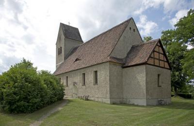 Foto zur Meldung: Pressemitteilung des Landkreises Teltow-Fläming - Denkmal des Monats: Dorfkirche Blankensee