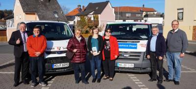 Vorschaubild zur Meldung: Bürgerbus Selbitz und Leupoldsgrün