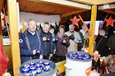 Vorschaubild zur Meldung: Adventsmarkt Meckesheimam 30. November und 1. Dezember