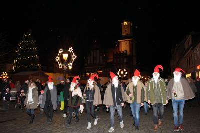Vorschaubild zur Meldung: Wittstocker Weihnachtsmarkt lockt mit Versteigerung und Abendspaziergang