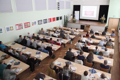 Vorschaubild zur Meldung: Schwedter Zahnärztesymposium 2018 begeisterte mit packenden Vorträgen