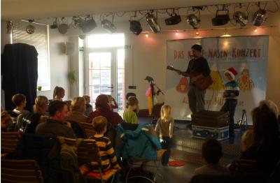 Kinderkonzert mit Alex Schmeisser