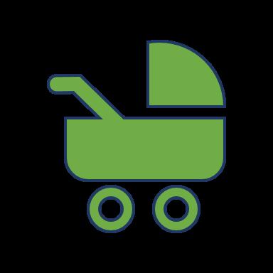 Foto zur Meldung: ab dem 09.01.2019 jeden Mittwoch von 15-17 Uhr: Cafe' Kinderwagen im Familienzentrum Nahe