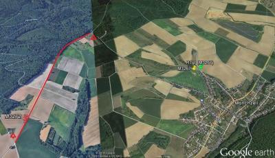 Vorschaubild zur Meldung: Feldweg verlängerte Kettengasse wird gesperrt
