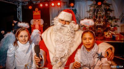Vorschaubild zur Meldung: Storkower Weihnachtsmarkt vom 7. bis 9. Dezember