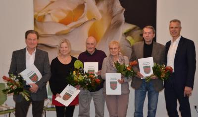 Vorschaubild zur Meldung: Tag des Ehrenamtes in Schulzendorf
