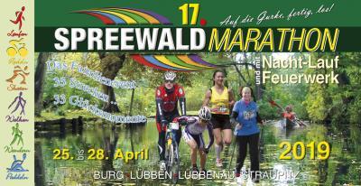 Foto zur Meldung: 17. Spreewaldmarathon