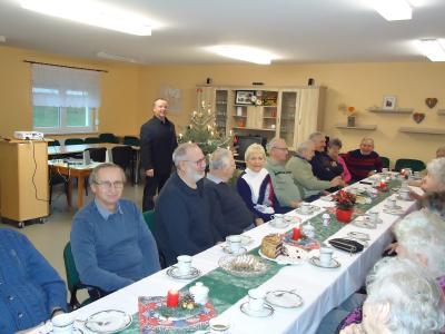 Foto zur Meldung: Bönitzer Senioren-Weihnachtsfeier