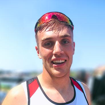 Foto zur Meldung: Kanurennsportler Jakob Thordsen ist Niedersachsens Nachwuchssportler des Jahres 2018