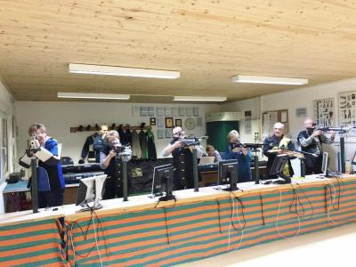 Vorschaubild zur Meldung: 3.Wettkampftag der Verbandsliga- Auflage in Stendal, Emersleben und Löbejün - Mannschaft des SV Astoria 90 behauptete ersten Platz in der Staffel Süd mit dem Gewehr -