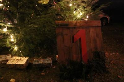 Foto zur Meldung: 2. lebendiger Adventskalender in unseren Gemeindedörfern Sülstorf, Sülte und Boldela