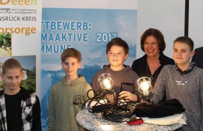 Foto zur Meldung: Ministerpräsidentin in Schnorbach