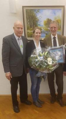 Foto zu Meldung: Neue Gemeindedirektorin für die Gemeinde Danndorf