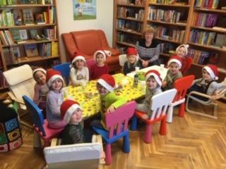 Foto zur Meldung: Weihnachtsvorlesung in der Bibliothek