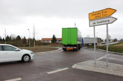 Vorschaubild zur Meldung: Landesstraße 15 für den Verkehr freigegeben
