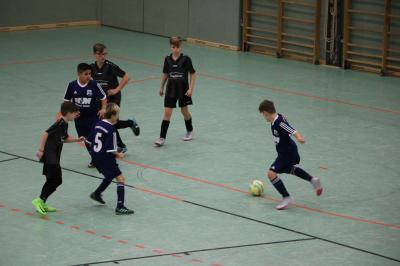 Foto zur Meldung: U13: D1-Jugend - Staffel 3 - Hinrunde - Hallen-Kreisturnier