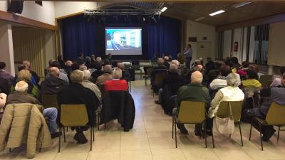Vorschaubild zur Meldung: Pläne zur Seniorendependance in Waldensberg vorgestellt