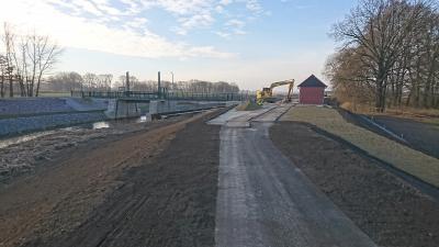 Vorschaubild zur Meldung: Radweg zwischen Saathain und Würdenhain wieder befahrbar