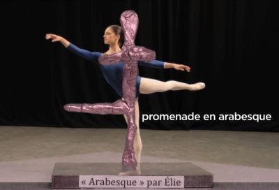 Vorschaubild zur Meldung: Classe 4b - Sculptures à la Giacometti