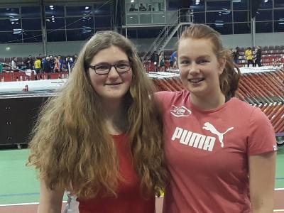 Foto zur Meldung: Jessica Wlodasch stößt Kreisrekord in Düsseldorf