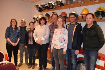 Foto zur Meldung: neue Mitglieder im Förderverein der Freiwilligen Feuerwehr Perleberg e.V.