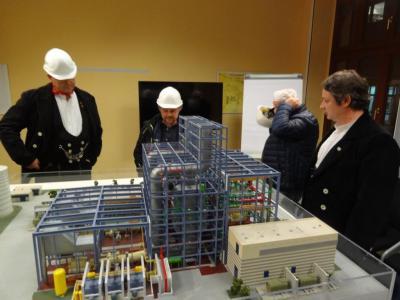 Foto zu Meldung: Innungsversammlung der Zimmererinnung Leipzig