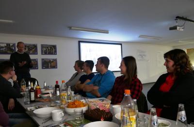 Foto zur Meldung: 2. Junglandwirte-Treffen in Görsldorf