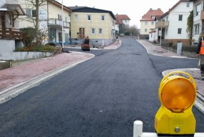 Konroder Straße in Schenklengsfeld