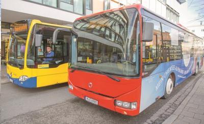 Vorschaubild zur Meldung: Nahverkehrsplan für Stadt und Landkreis Rosenheim