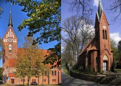 Bispinger Kirchen