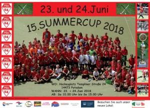 Foto zur Meldung: Einladung zum 16. Summercup der PSU