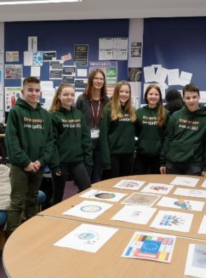Foto zur Meldung: Erasmus+ in England 25.11.- 01.12.2018