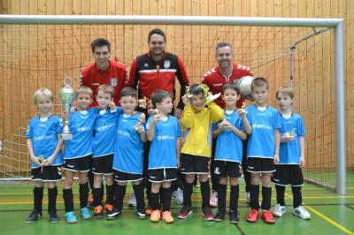 Sieger bei den F-Bambini, DJK-SV Raitenhaslach