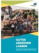 """Foto zur Meldung: Broschüre """"Gutes Gedeihen lassen"""""""