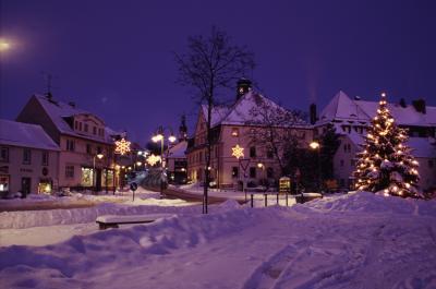 Vorschaubild zur Meldung: Öffnungszeiten des Rathauses Selbitz  während der Weihnachtsfeiertage
