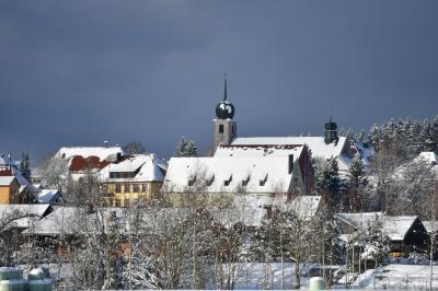 Foto zur Meldung: Gemeinde Neusorg; Weihnachts- und Neujahrswünsche