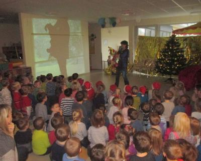 Foto zur Meldung: Weihnachtskonzert im Fuchsbau