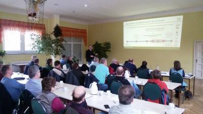 Foto zur Meldung: Winterschulung Neuerungen zum Wasserrecht in Brandenburg