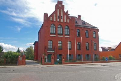 Storkower Rathaus, Foto: F. Münn