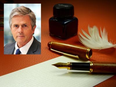 Brief des Präsidenten Prof. Dr. med. Braumann
