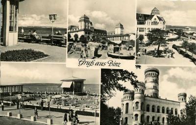 Vorschaubild zur Meldung: Alte Filme von Stralsund und Rügen auf DVD