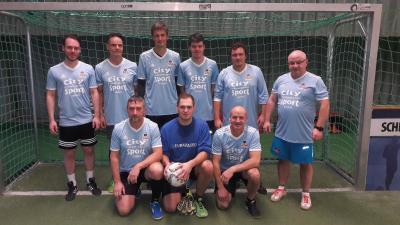 Foto zur Meldung: Fußball – nur zum Spaß und für den guten Zweck