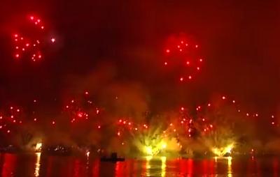 Vorschaubild zur Meldung: Feuerwerk und BBC Orchestra in Stettin