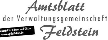 Ansicht Amtsblatt VG Feldstein