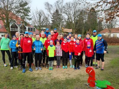Foto zur Meldung: Laager Ausdauersportler unterstützen ein ganz besonderes Projekt