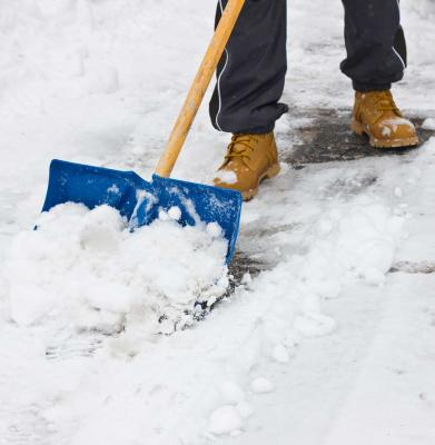 Vorschaubild zur Meldung: Winterdienst auf Gehwegen und Straßen
