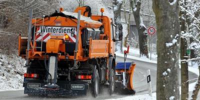 Vorschaubild zur Meldung: Umfang der Schneeräumung - Winterdienst
